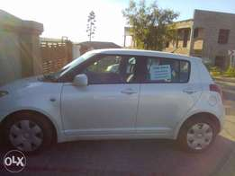 I'm selling a Suzuki swift 1.5 in excellent condition