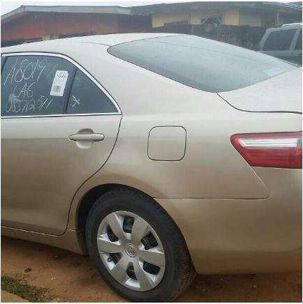 2008 Toyota Camry LE Toks Accident Free Super Clean VIN Available Surulere - image 6