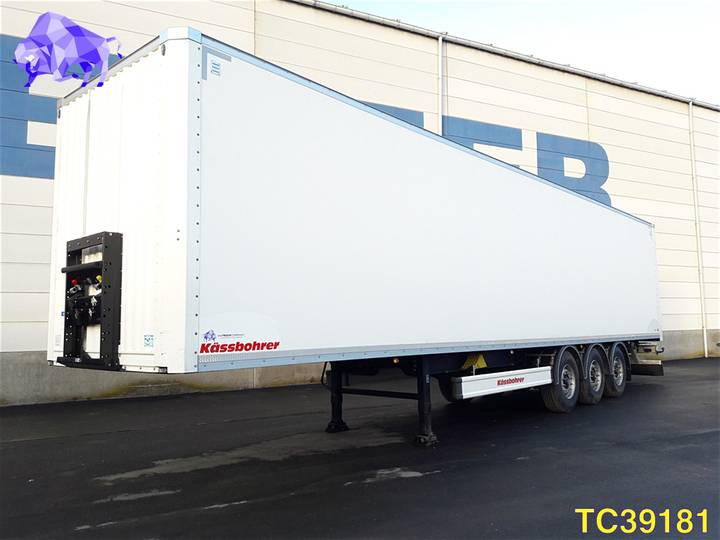 Kaessbohrer SBT Closed Box - 2019