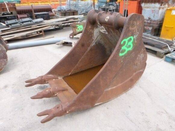 Digger crane bin  bucket for sale by auction
