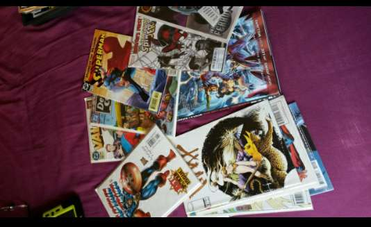 Comic book collection Wingate Park - image 1