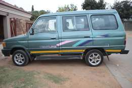 1996 Toyota Venture For Sale