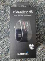 Garmin VivoActive HR Heart Rate Monitor Watch