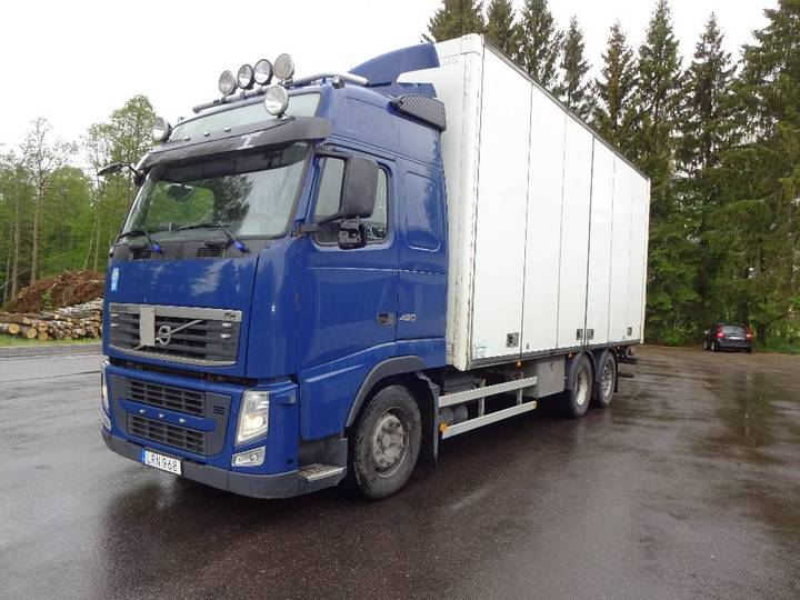 Volvo Fh460 6x2*4 - 2011