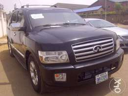 """Heavy BOY"" Infinity QX56 Up for grabs!"