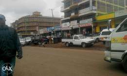 On sale;A commercial prime 1/8 acre in Ngong CBD touching the tarmac.