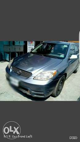 Toyota matrix in perfect condition Ikeja - image 2