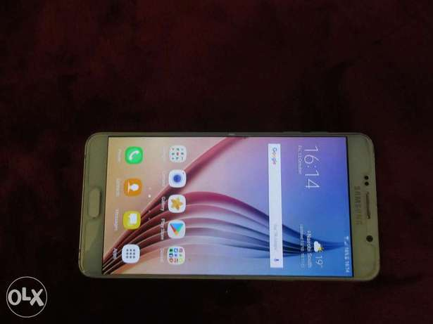 Used Samsung Galaxy Note 5 South C - image 2