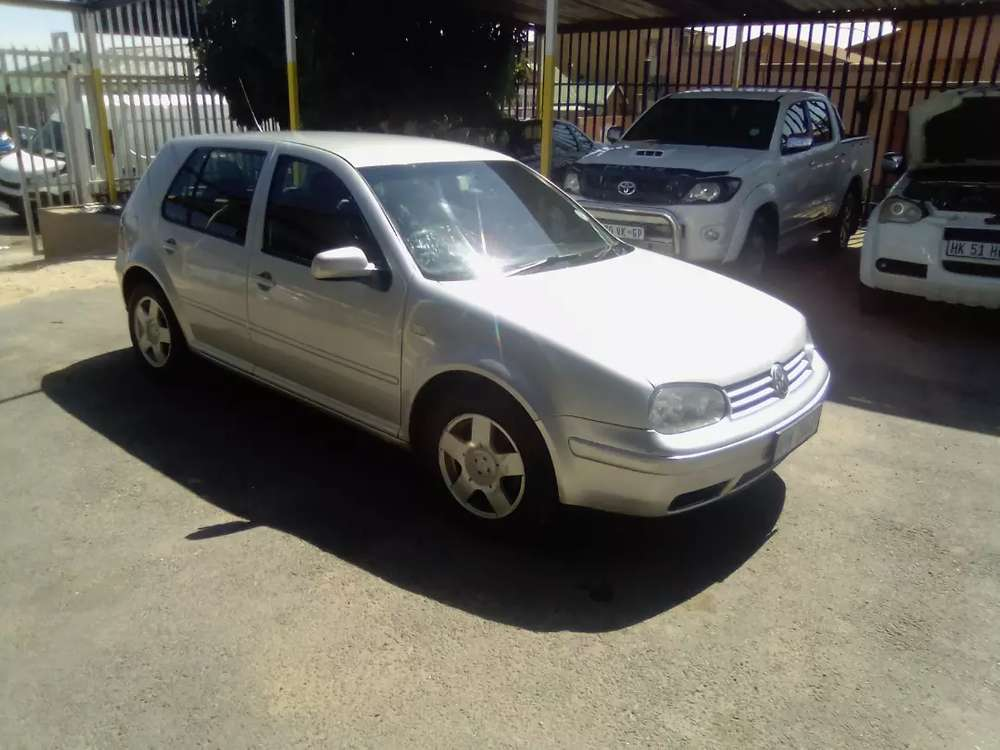 Vw Golf 4 2 0 Manual for sale