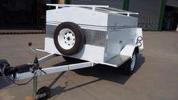 Trailer - Luggage type