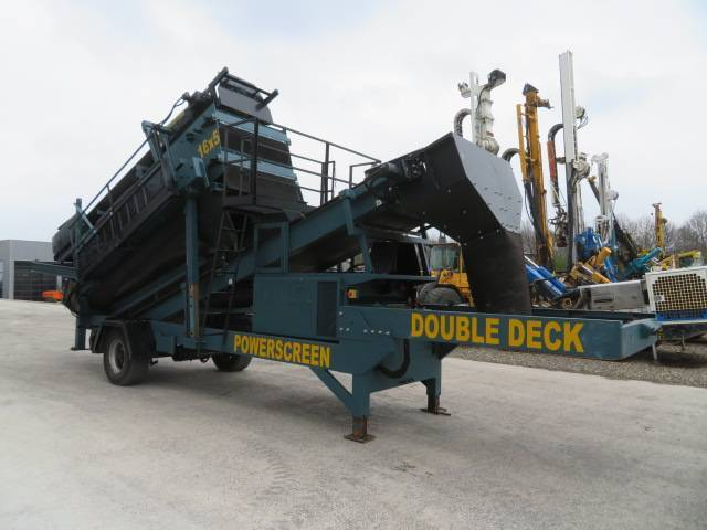 Powerscreen Titan Double Deck - 2004