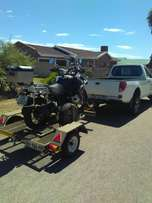 Daily Motorcycle Transport Services and 24 Hr Breakdown Service