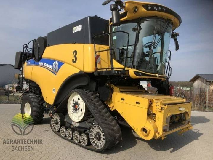 New Holland cr 9.90 scr smarttrax - 2015