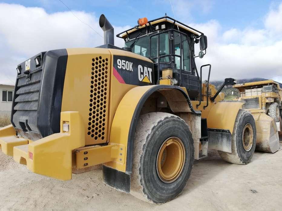 Caterpillar 950K - 2014