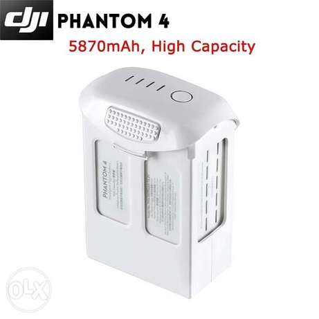 New dji phantom 4 pro battery - On discount part of The Festive Week