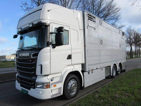 Scania R 560 TL - 2013
