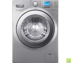 Samsung 12kg Eco Bubble Washing Machine wf1124xau
