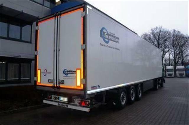 Schmitz Cargobull SKO 24/L 13.4 FP 60, SLXe 300 Whisper Pro - 2015
