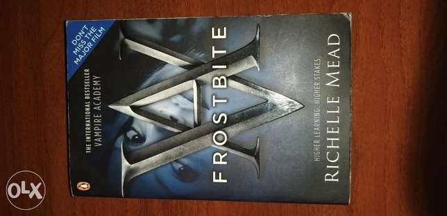 Frostbite - Richelle Mead (Book in PERFECT condition)