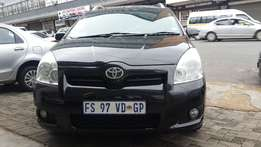 2007 Toyota Verso 1.8 TX Available for Sale