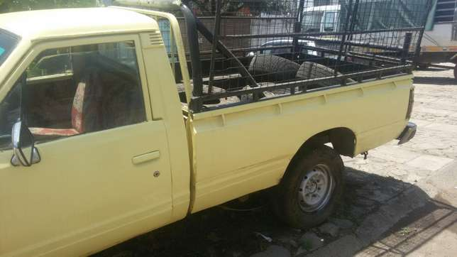 Nissan pick up BuruBuru - image 3