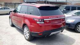 Rare Tokunbo 2015 RangeRover Sport HSE with seater/3rows *USA direct*