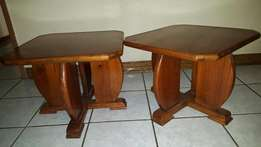 Beautifull set of Solid Wooden Coffee tables .