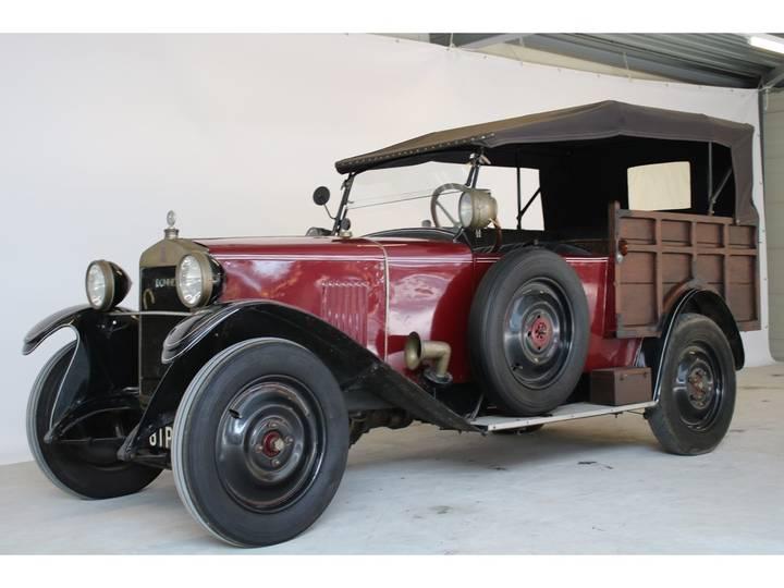 Donnet Zedel Camionette - 1926