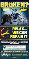 xbox 360 repairs and servcing