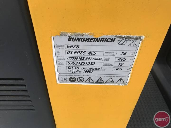 Jungheinrich ECE 225 - 2010 - image 6
