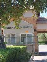 2 bedroom flat to let in carlswald manor midrand