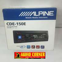 Alpine Car radio New