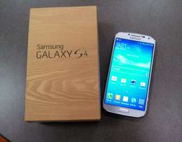 Brand new Samsung galaxy S4