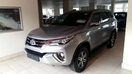 Big specials new toyota fortuner 2.8GD manual 4x2 for R502 900 call me