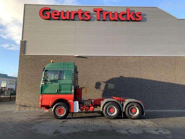 MAN Tga 33 530 6x4 Heavy Duty Tractor - 2006