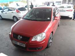 2006 Red VW Polo 2.0 high- Line