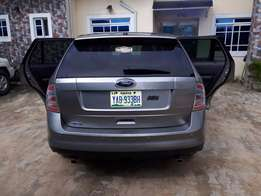 clean fresh ford edge for 3million naira