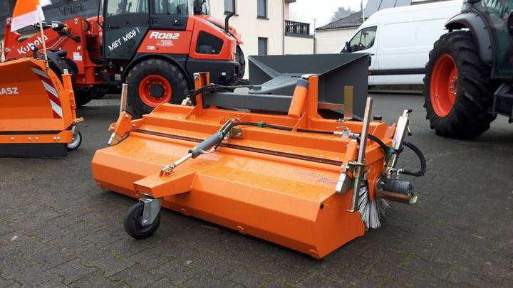 Bema Dual 20 road sweeper - 2018