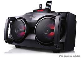 RDH-GTK1i: Sony MuTeKi HiFi system with iPod dock 220w
