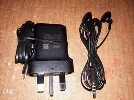 Original Charger and Earpiece
