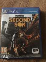 second son PS4 game