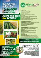 Grab Cheap and Affordable 3600sqm Farm Land for Sale at 700k in Ogun S
