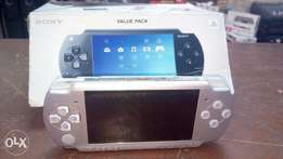 Psp game console...games available at reasonable prices