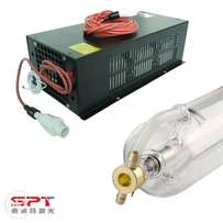 Laser tube and 100w power supply combo for sale