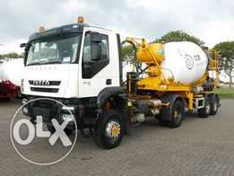 Iveco Ad400t41wt Trakker - For Import