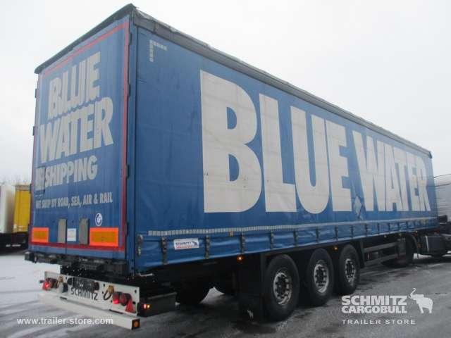 Schmitz Cargobull Semitrailer Curtainsider Standard - 2013