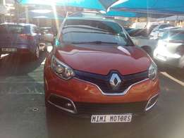 Renault Capture 2.0 Turbo Control Effeciency 2015 Model