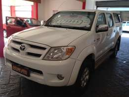 2007 Toyota Hilux 2.7 VVT-I, FSH, R179995, EXCELLENT CONDITION!!!