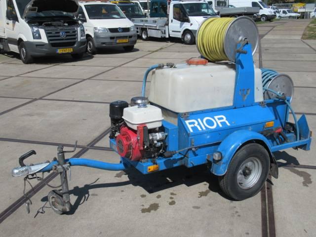Rioned  RIOR HD-50 Riool Hogedruk Spuit - 1989
