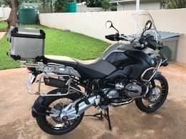 BMW GS 1200 Adventure 2009 for sale